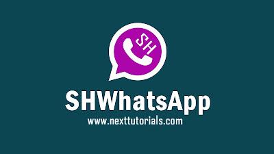Download SHWhatsApp v3.70 Apk Mod Latest Version 2020,shwa plus v3.70 terbaru 2020,aplikasi whatsapp mod anti ban,shwa update,tema shwhatsapp keren,