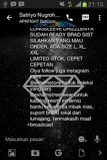BBM Mod Tema Black Diamond Texture v3.0.0.18 Apk Terbaru