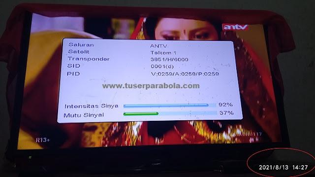 Frekuensi Terbaru Trans7 Trans Tv ANTV 2021