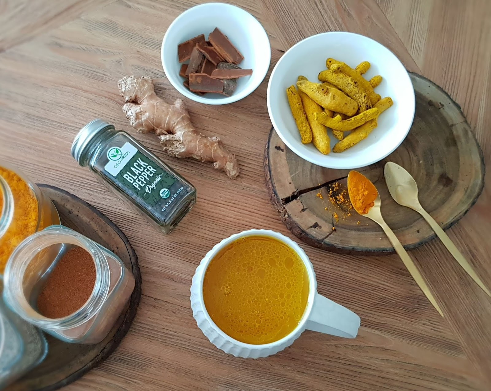 Immune Boosting Morning Turmeric Tea for Gut Health - Easy Immunity Boosting Recipe