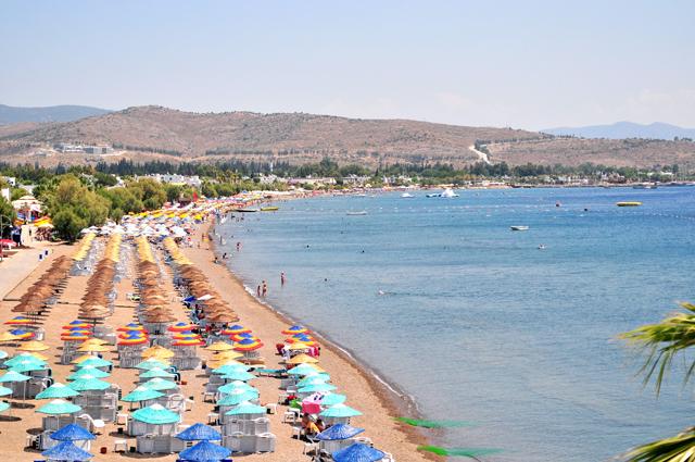 Tyrkiet Ferier Og Rejser Yahsi Rejse Mellem Bodrum Og Turgutreis