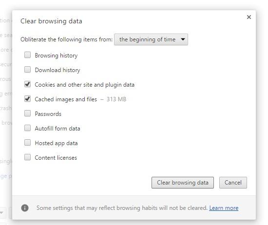 Cara Untuk Memperbaiki ERR_CACHE_MISS Di Google Chrome