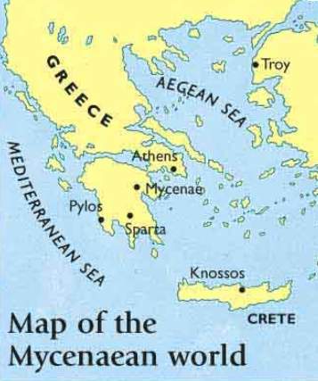 Institutionalized Freedom The Mycenaean Civilization