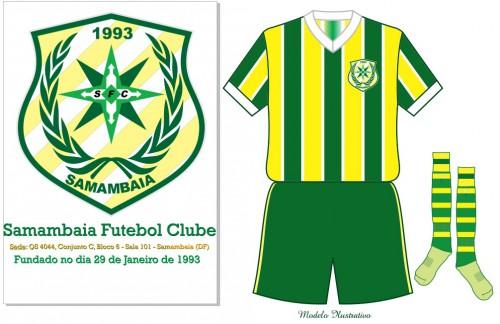 31162e9c77 O ano de 2000 foi mais um de fraco desempenho. O campeonato da Segunda  Divisão passou a ter 14 equipes e o Samambaia ficou em quinto lugar no  Grupo B