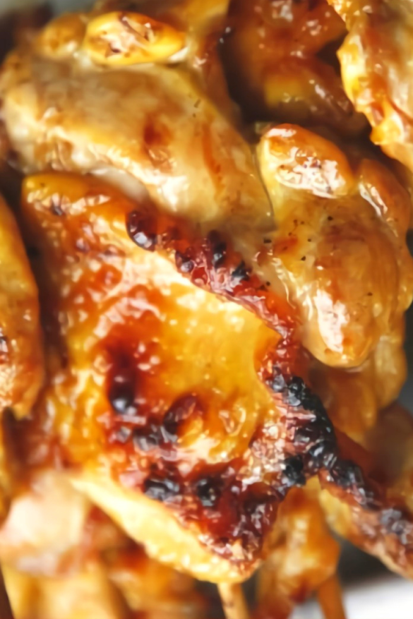 Perfect Asian Marinade Chicken