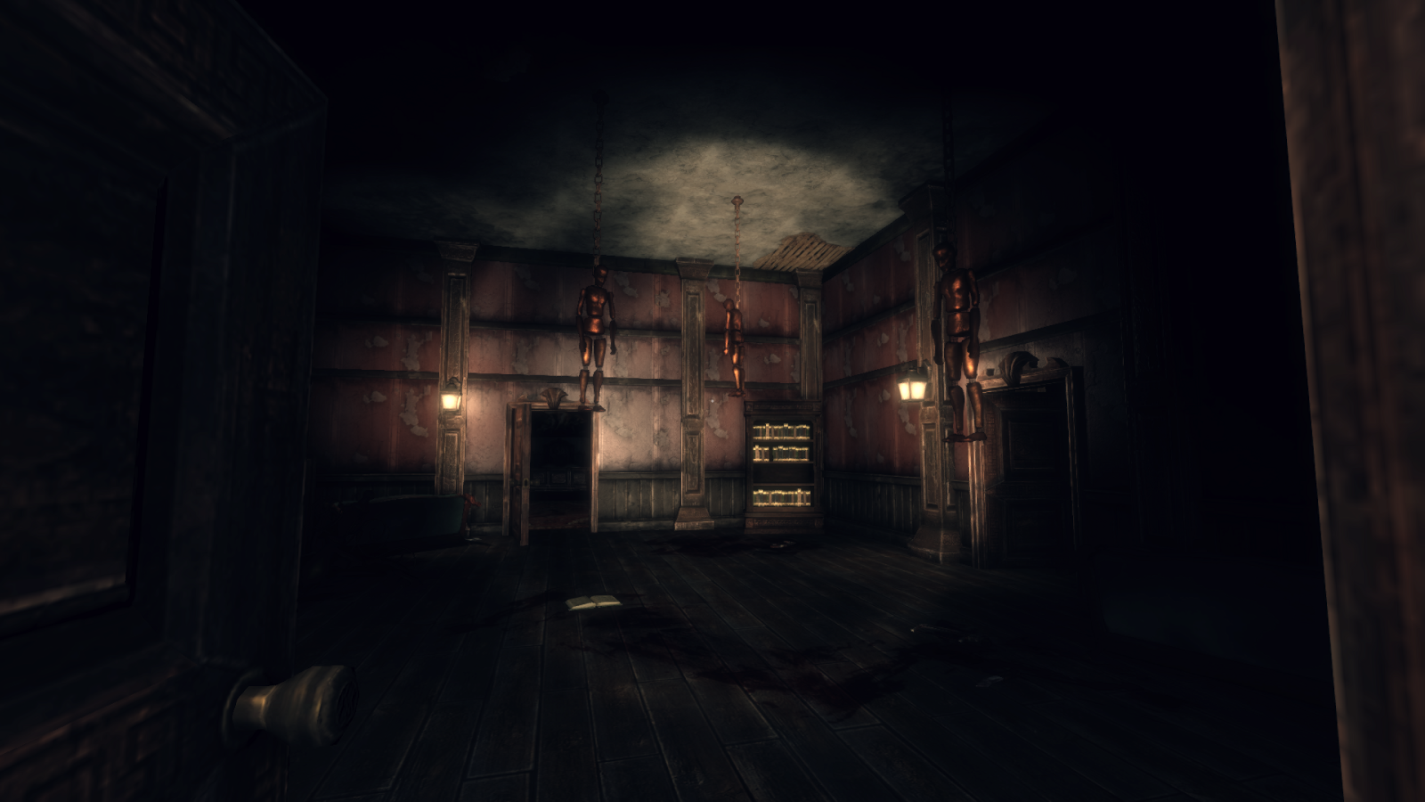 The gallery for --> Scary Dark Living Room