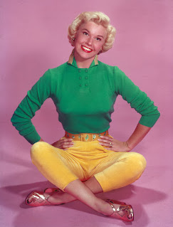 Doris Day. Celebrities we lost in 2019. Rachel Hancock @retrogoddesses