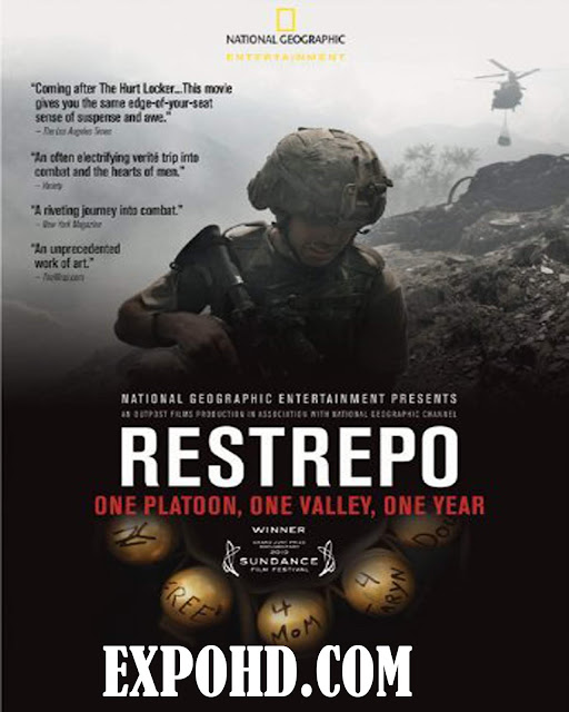 Restrepo 2010 Full Movie Download HD 1080p | 720p | HDRip x265
