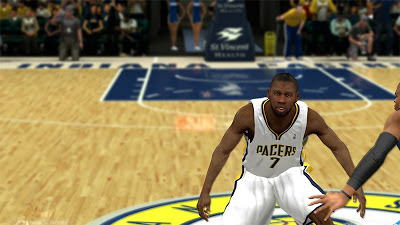 NBA 2K13 Sam Young Cyberface 2K Patch