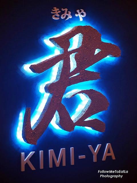 KIMI-YA Japanese Restaurant @ Avantas Residences Jalan Klang Lama