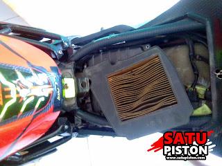 Atasi RPM Motor Yang Tertahan Setelah Mengganti Knalpot (Kasus pada Yamaha Byson)