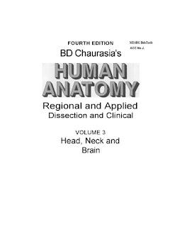 Human anatomy BD chaurasia pdf free download