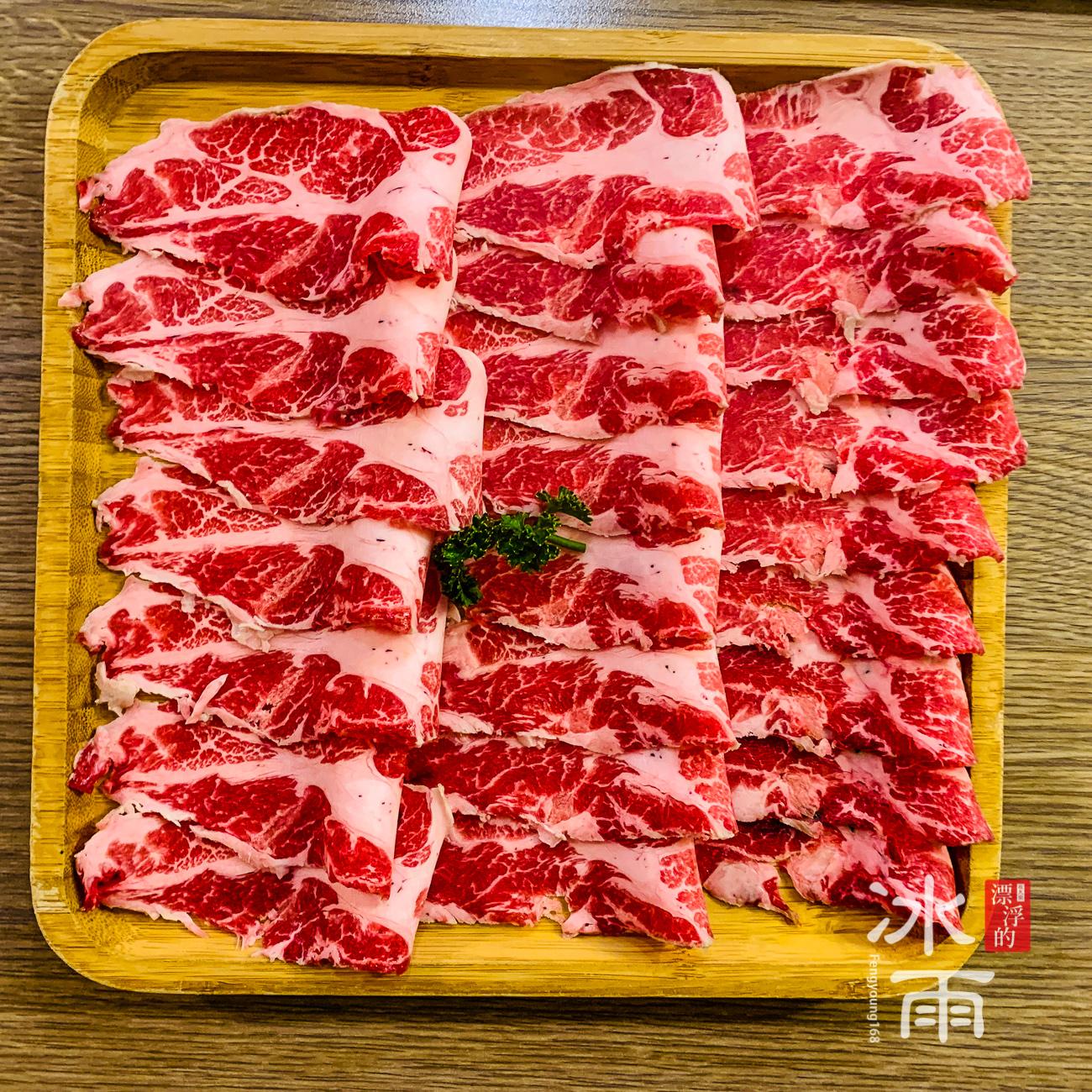 築湘養生麻辣火鍋店|肉盤