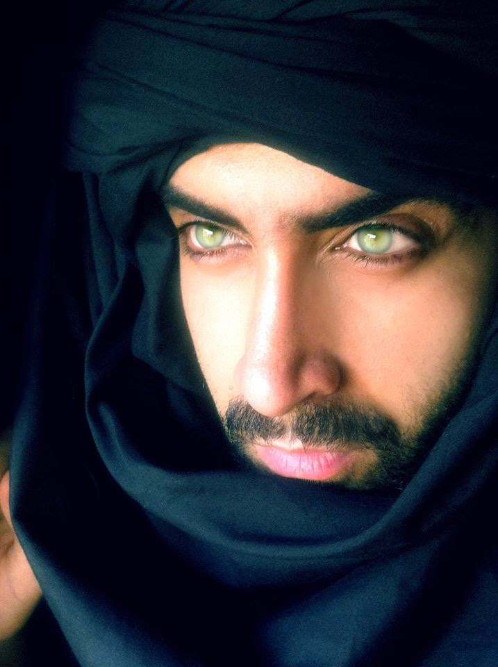 The Perfect Human Face: The World's Most Beautiful Green Eyes. - photo#1