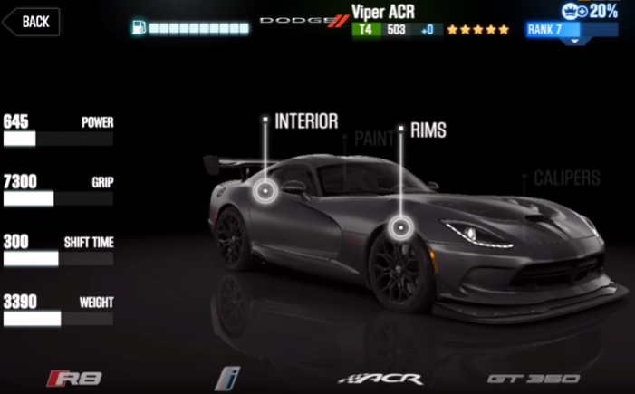 Best Cars in CSR2 Game - List Best Android Games