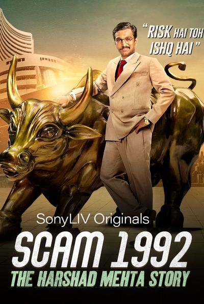 Scam 1992 (2020) [Season 1] Hindi 720p | 480p WEB-HDRip x264 AAC DD 2.0 [EP 1 TO 9 ADDED]