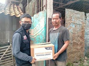 Longsor Terjang 5 Rumah di Singaparna, ACT Tasikmalaya Terjun Bantu Penyintas Longsor