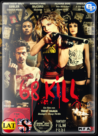 68 Kill (2017) HD 720P LATINO/INGLES