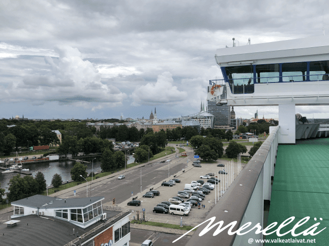 Silja Serende Riika-Helsinki
