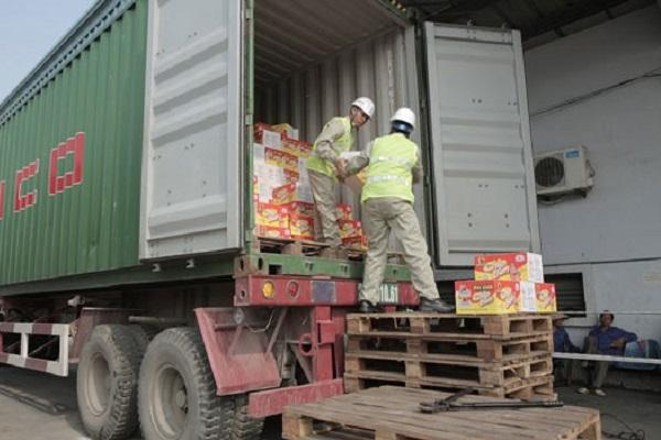 Dịch vụ xếp dỡ hàng hóa chuyên nghiệp nhanh chóng