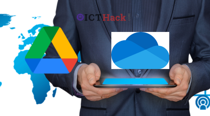 DriveToWeb - Host Websites on Google Drive and Microsoft OneDrive