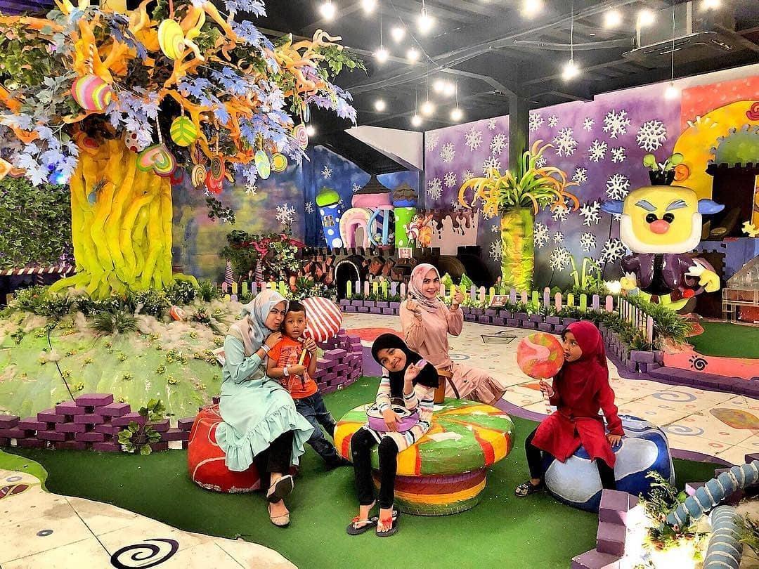 Harga Tiket Masuk dan Zona Suroboyo Carnival Park