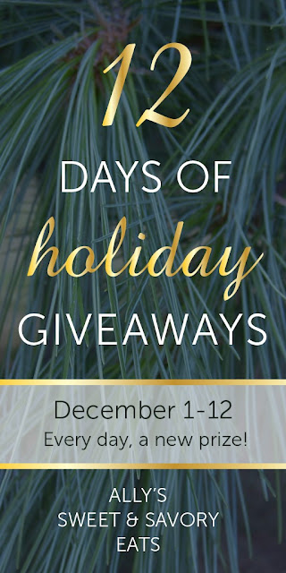 12 Days of Holiday Giveaways Recap + Wayfair, Minnetonka and Starbucks Giveaway (sweetandsavoryfood.com)
