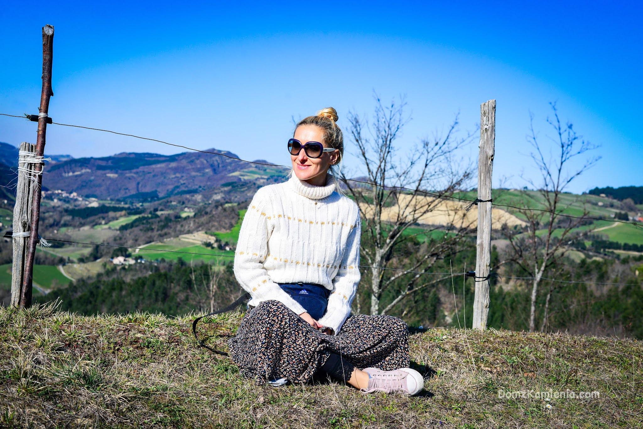 Kasia z Domu z Kamienia, blogerka we Włoszech