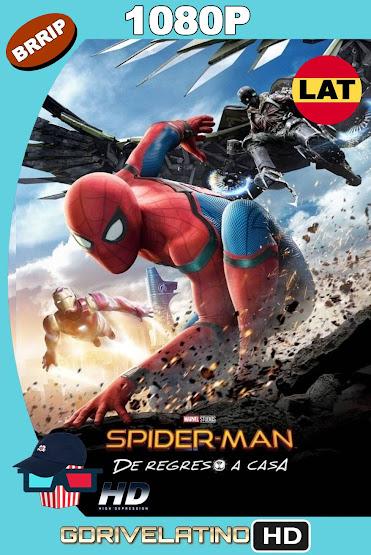 Spider-Man: De Regreso a Casa (2017) BRRip 1080p Latino-Ingles MKV