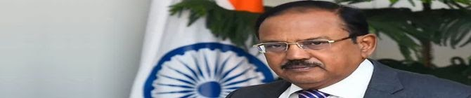 NSA Ajit Doval Discusses Regional Security Issues With Russian Security Chief