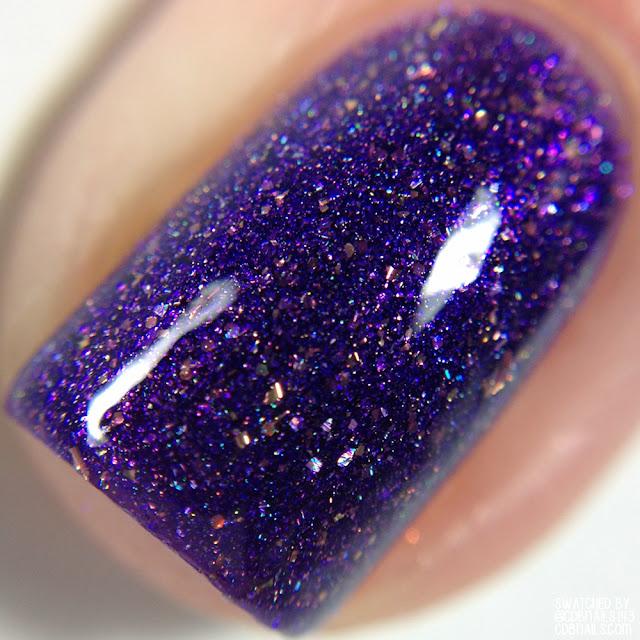 Cameo Colours Lacquers-Purple Reign
