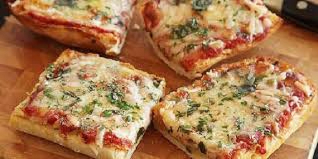 Resepi Roti Pizza