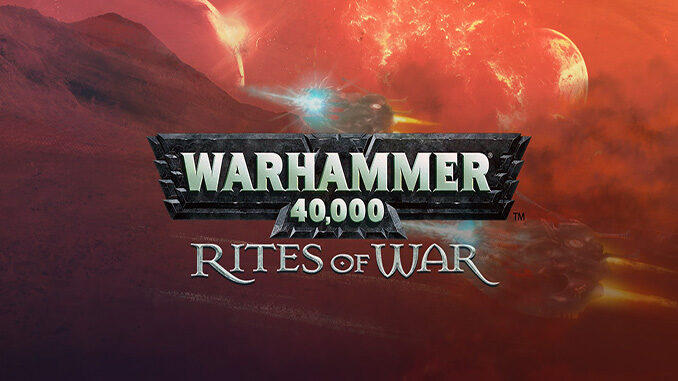 Warhammer 40000: Rites of War