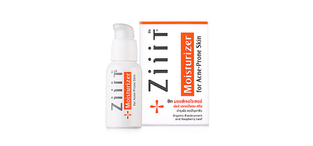 รีวิว Moisturizer X ZiiiT Moisturizer for Acne-Prone Skin
