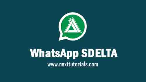 WhatsApp SDELTA v3.7.1 Apk Mod Latest Version Android,Install Aplikasi WA SDELTA Anti Banned Terbaru 2021,download wa mod anti blokir,tema whatsapp keren terbaik 2021