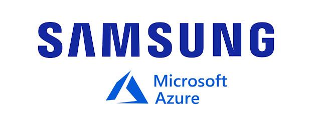 Samsung Microsoft Azure