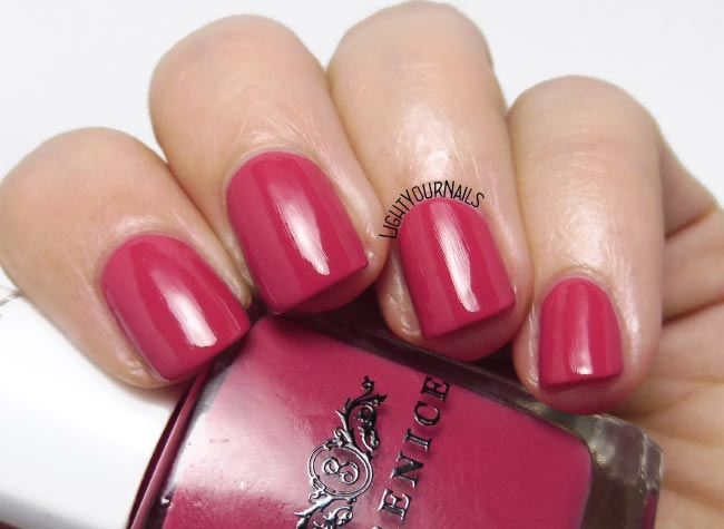 Smalto rosa Berenice 06 Pink Secret nail polish