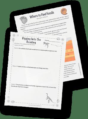 Geologic time Worksheets