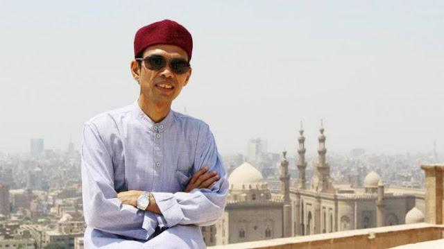 Pak Ustadz Abdul Somad Ternyata Seorang Blogger