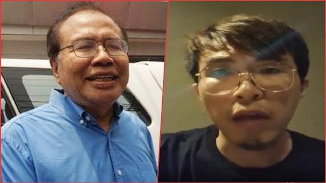 Rizal Ramli Sentil dr Tirta: Sempat Kagum, tapi Ternyata Semangat Menjilatnya Susah Berubah