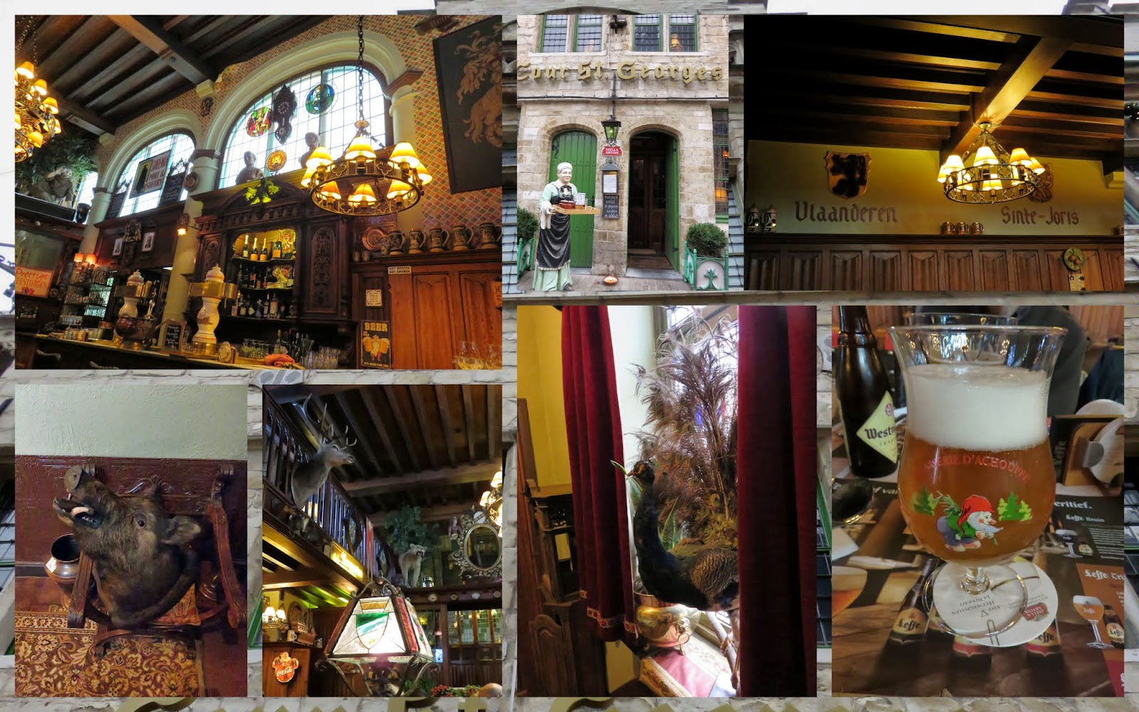 Cours St. Georges - Sint-Jorishof - Ghent