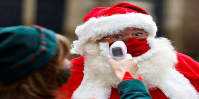 """زيارة """"بابا نويل"""" لدار للرعاية ببلجيكا تقتل 18 شخصا"""
