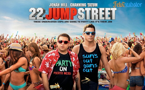 Sinopsis Film 22 Jump Street Full Movie