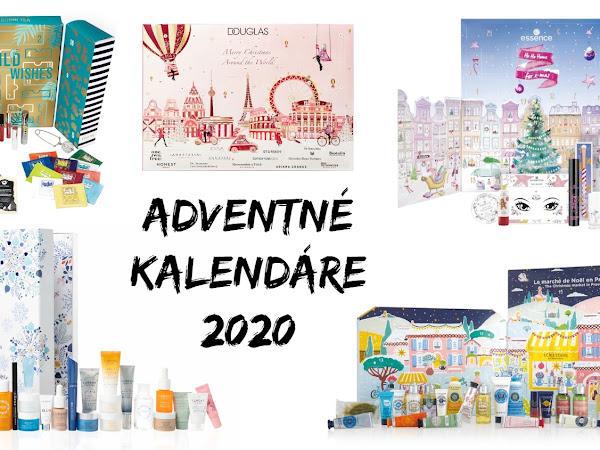 Adventné kalendáre 2020