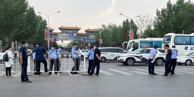 Temukan Ratusan Kasus Baru Virus Corona, China Lockdown 23 Juta Orang Di Tiga Kota