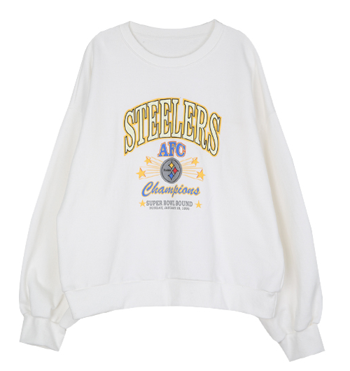 Team Print Sweatshirt