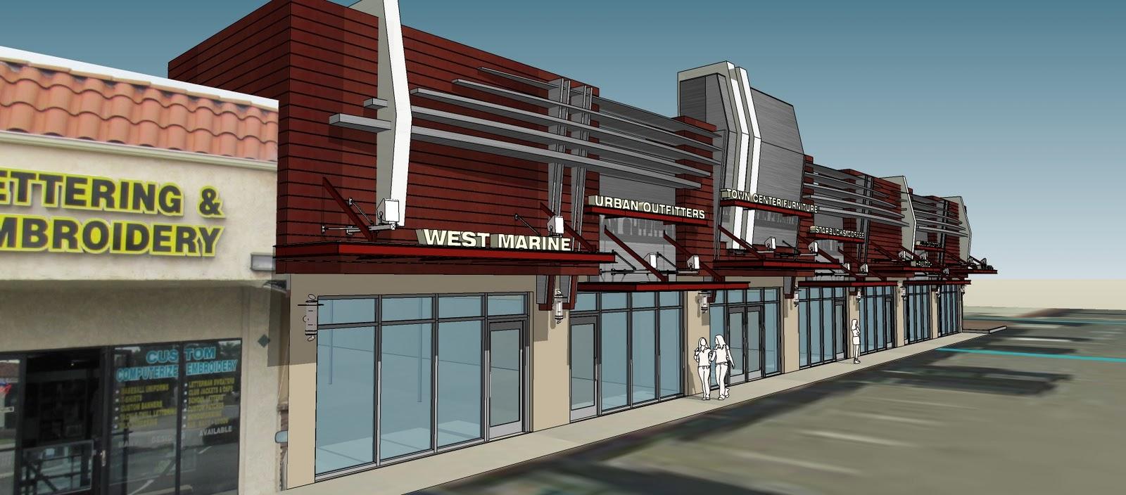 Honles + Zepeda Architects: Commercial Building Facade, La ...