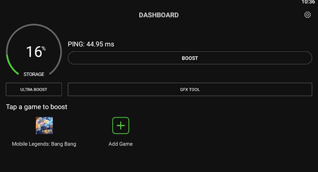 Download Aplikasi Game Booster