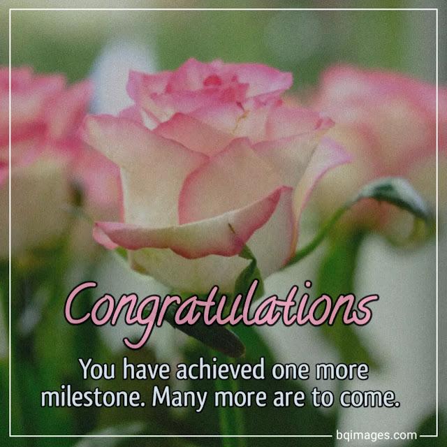 congratulations messages for achievement