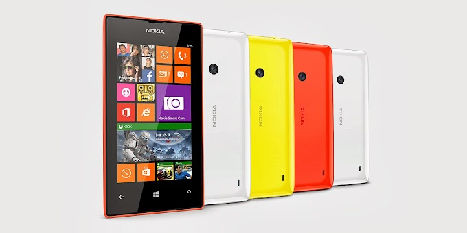 Nokia Lumia 525 receives Windows Phone 8.1 with Lumia Cyan